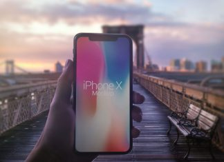 Free-Apple-iPhone-X-in-Hand-Photo-Mockup-PSD