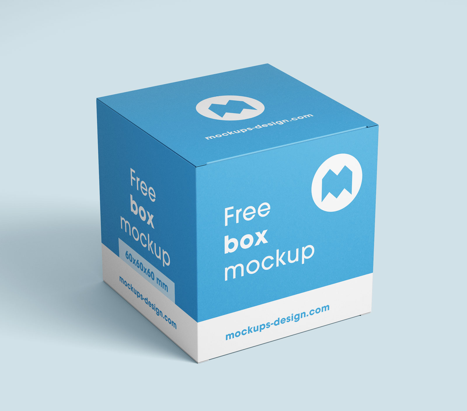 Free Square Box Packaging Mockup Psd Set Good Mockups