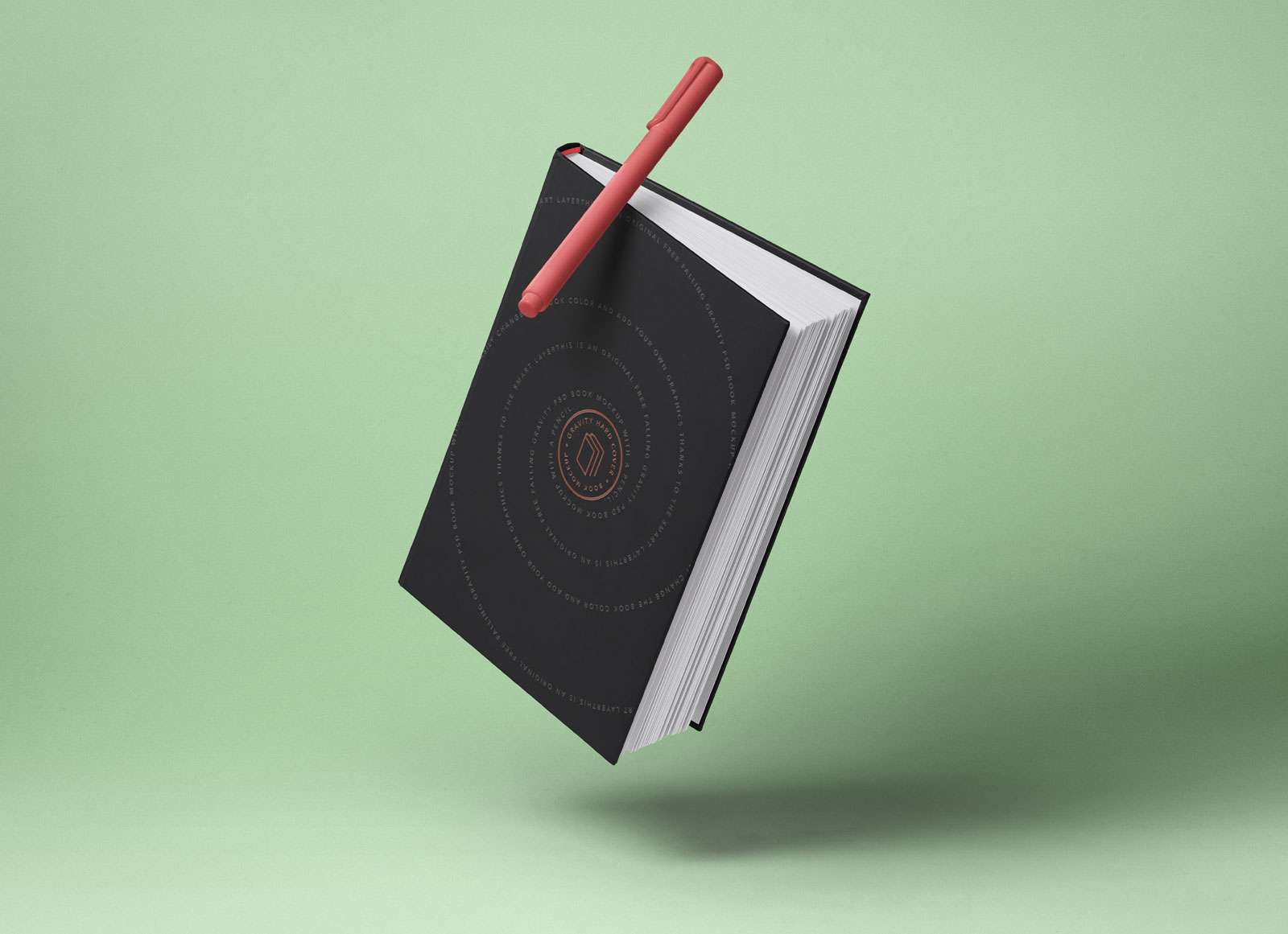 Free-Floating-Hardcover-Book-Mockup-PSD