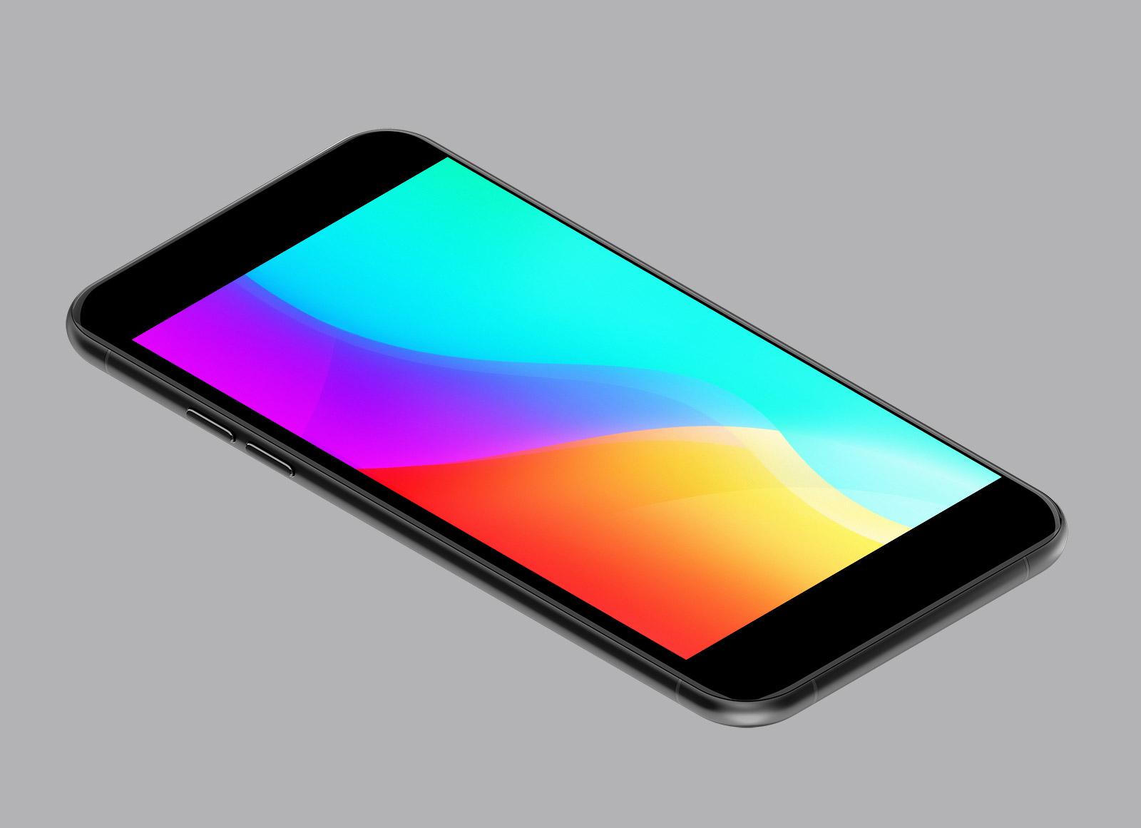 Free-Generic-Isometric-Smart-Mobile-Mockup-PSD-half
