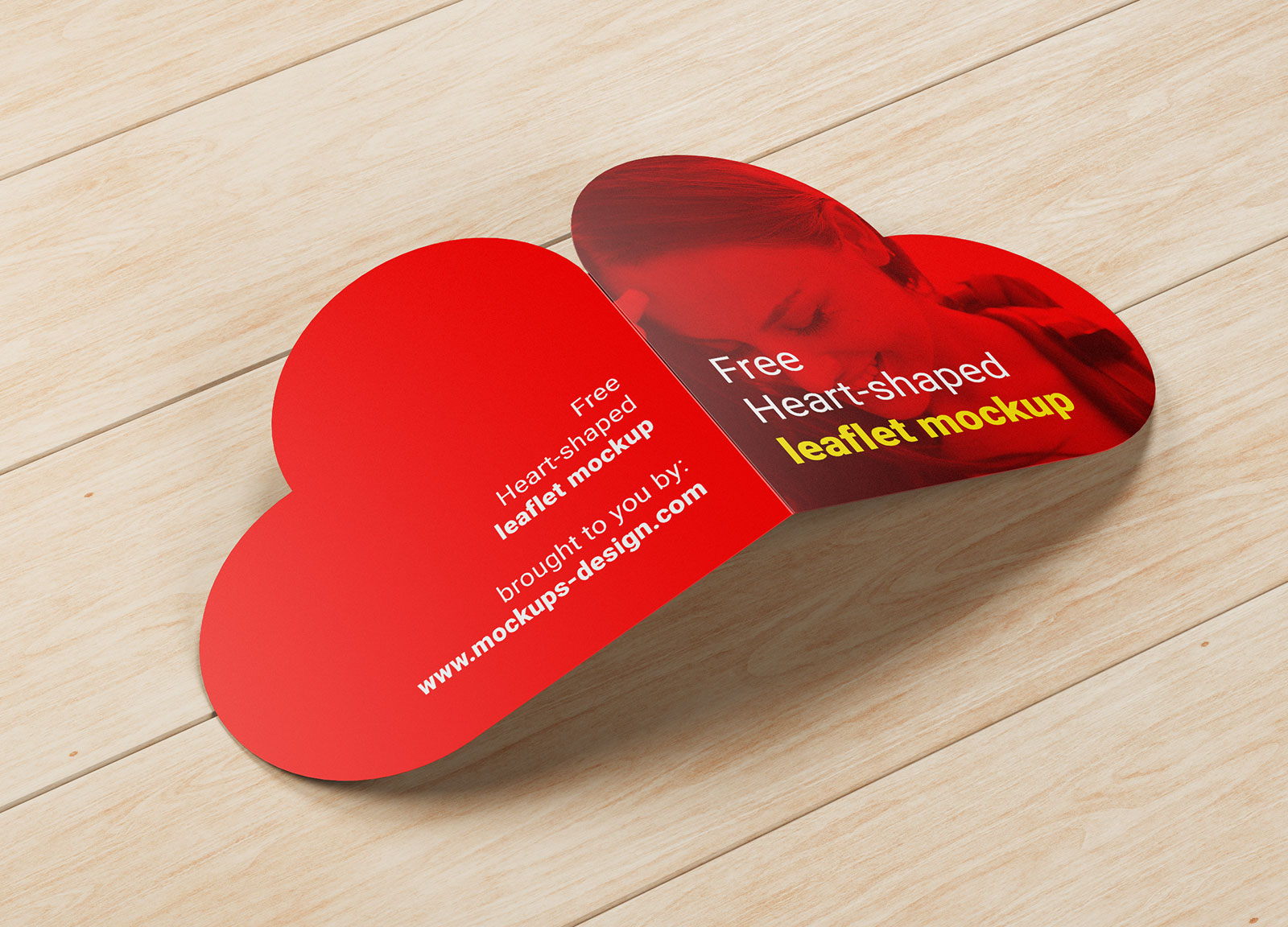 Free-Heart-Shaped-Brochure-Leaflet-Mockup-PSD-2
