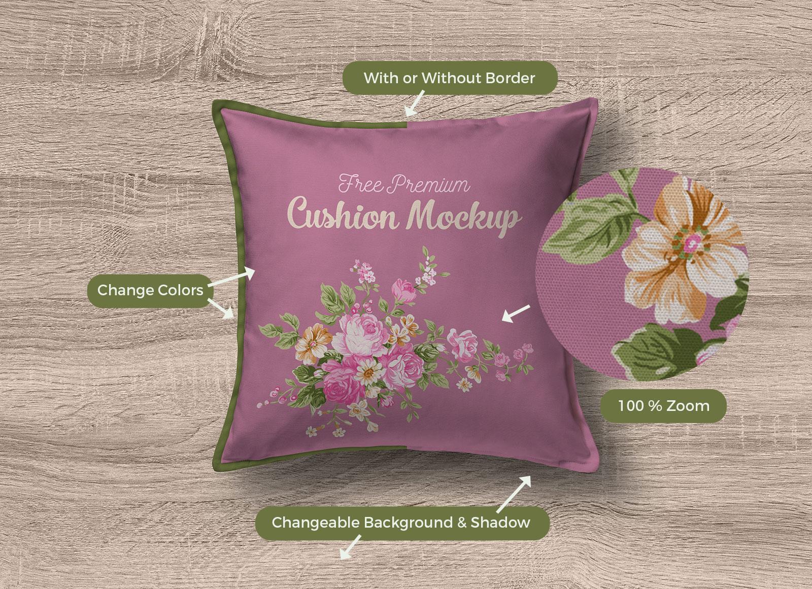 Free-Premium-Pillow-Cushion-Mockup-PSD-File