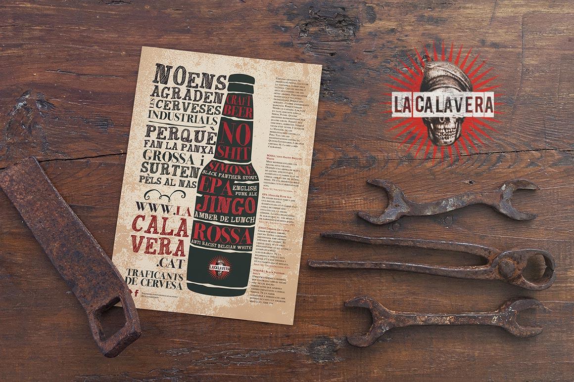 Free-Vintage-Poster-Flyer-Mockup-PSD-file
