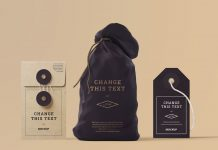 free-Envelop-Sack-Clothing-Tag-Mockup-scene-psd
