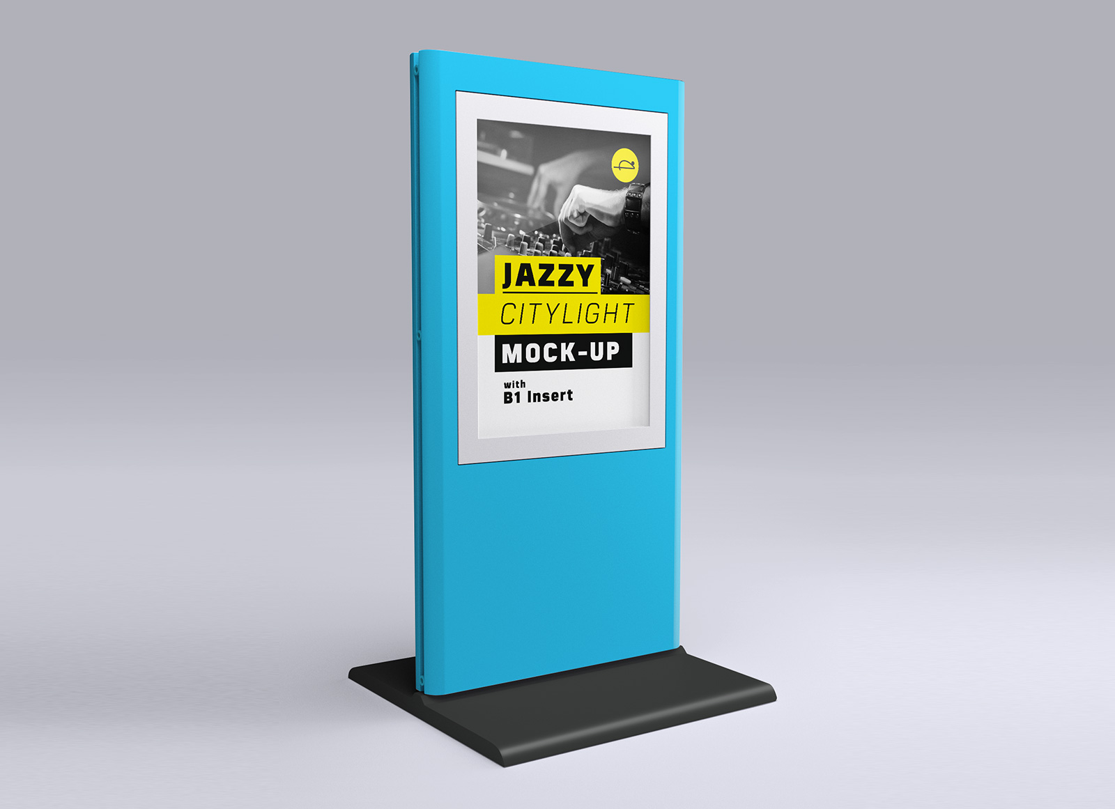 Free-Backlit-3D-Display-Stand-Poster-Mockup-PSD