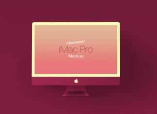 Free-Fully-Customizable-iMac-Pro-Mockup-PSD