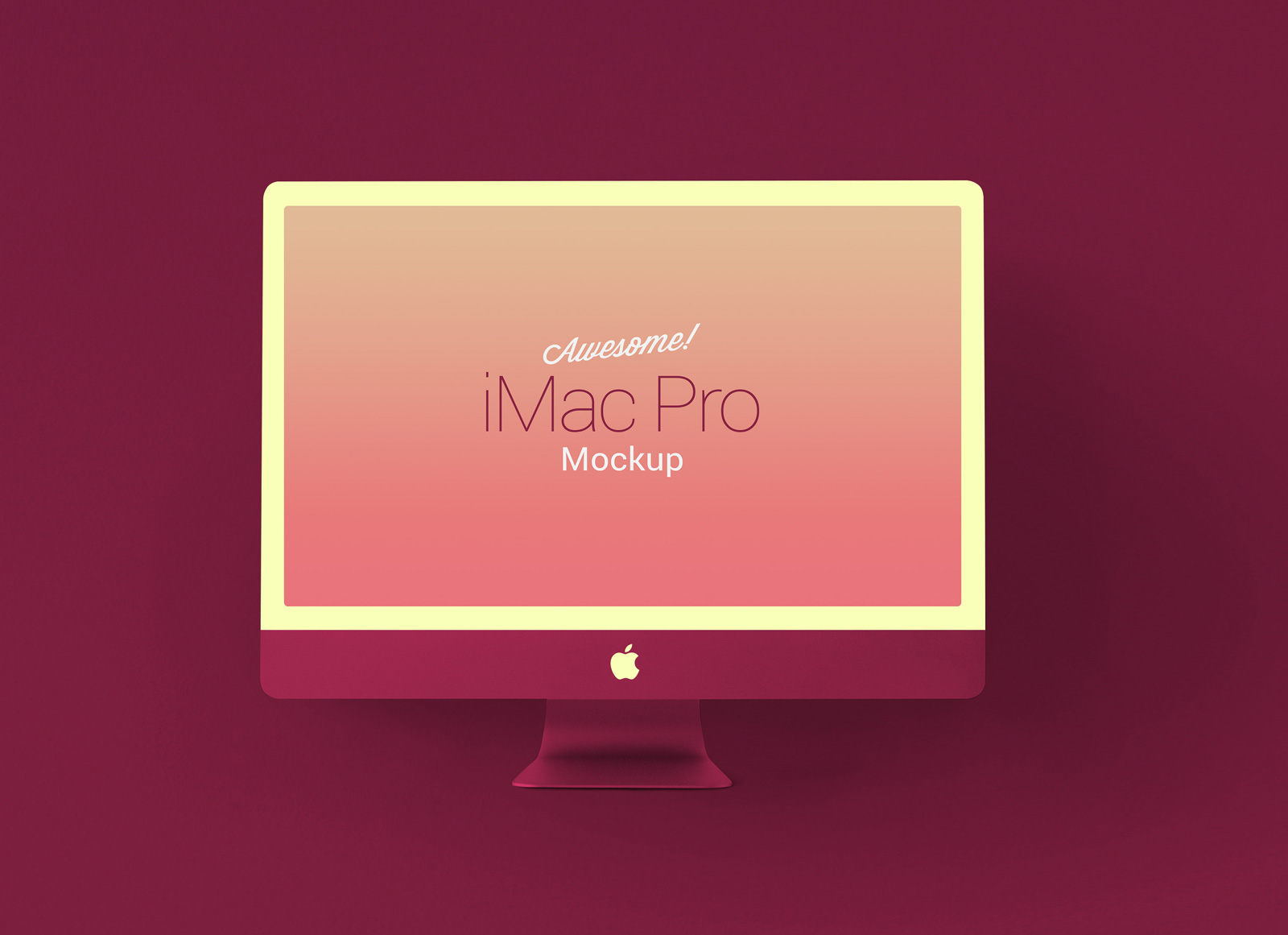 Free-Fully-Customizable-iMac-Pro-Mockup-PSD