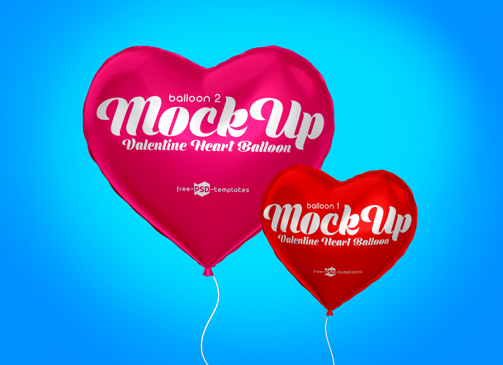 Free-Heart-Balloons-Mockup-PSD-for-Valentine's-Day