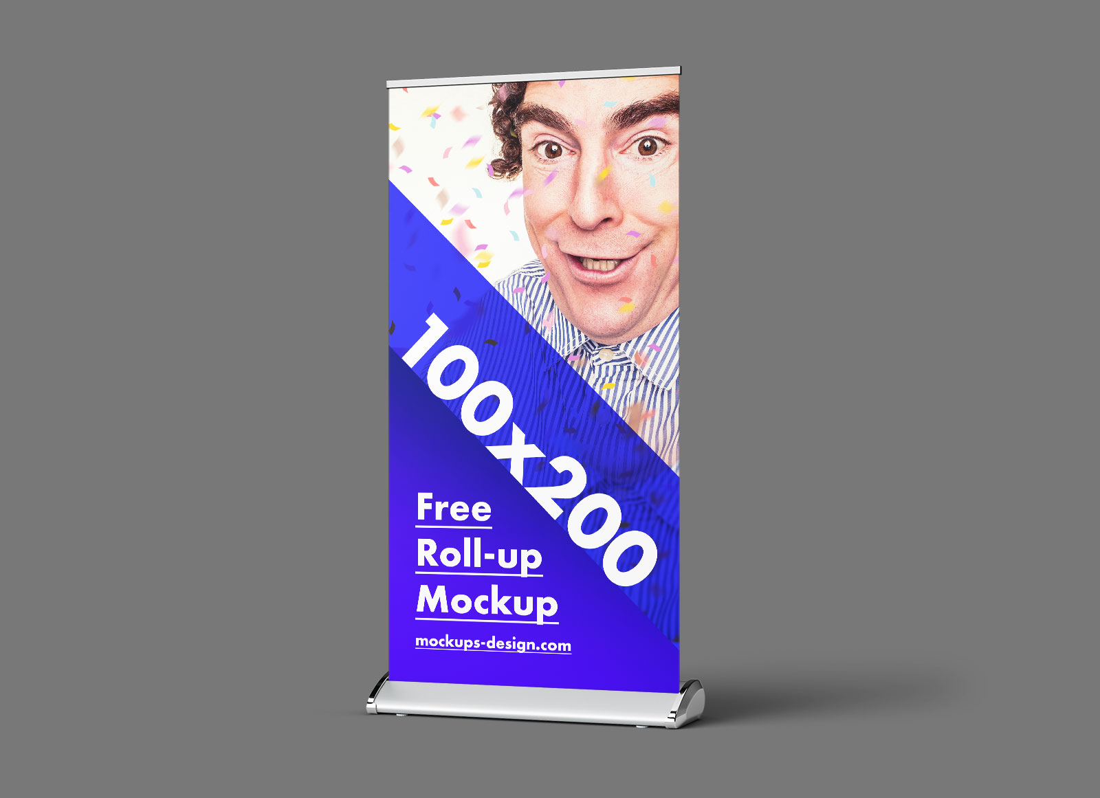 Free-Retractable-Roll-up-Banner-Stand-Mock-up-PSD-3