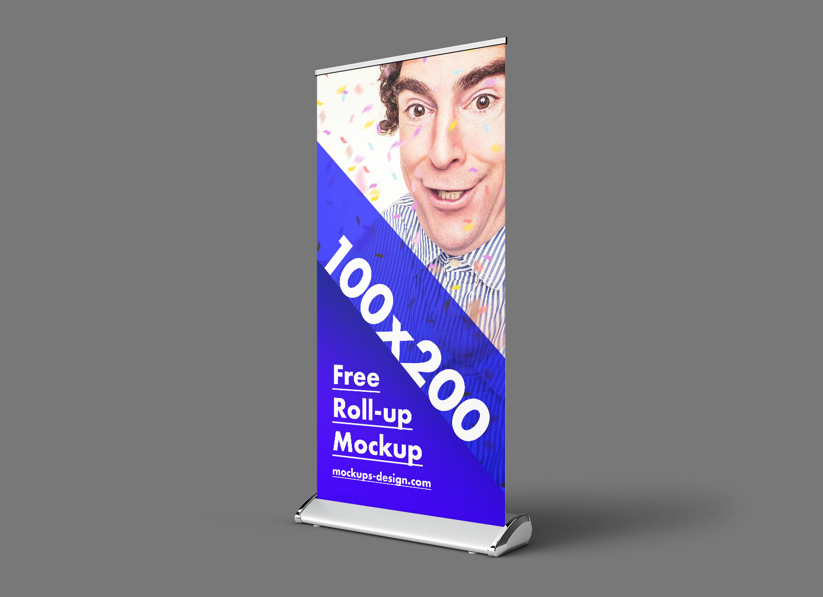Free-Retractable-Roll-up-Banner-Stand-Mock-up-PSD