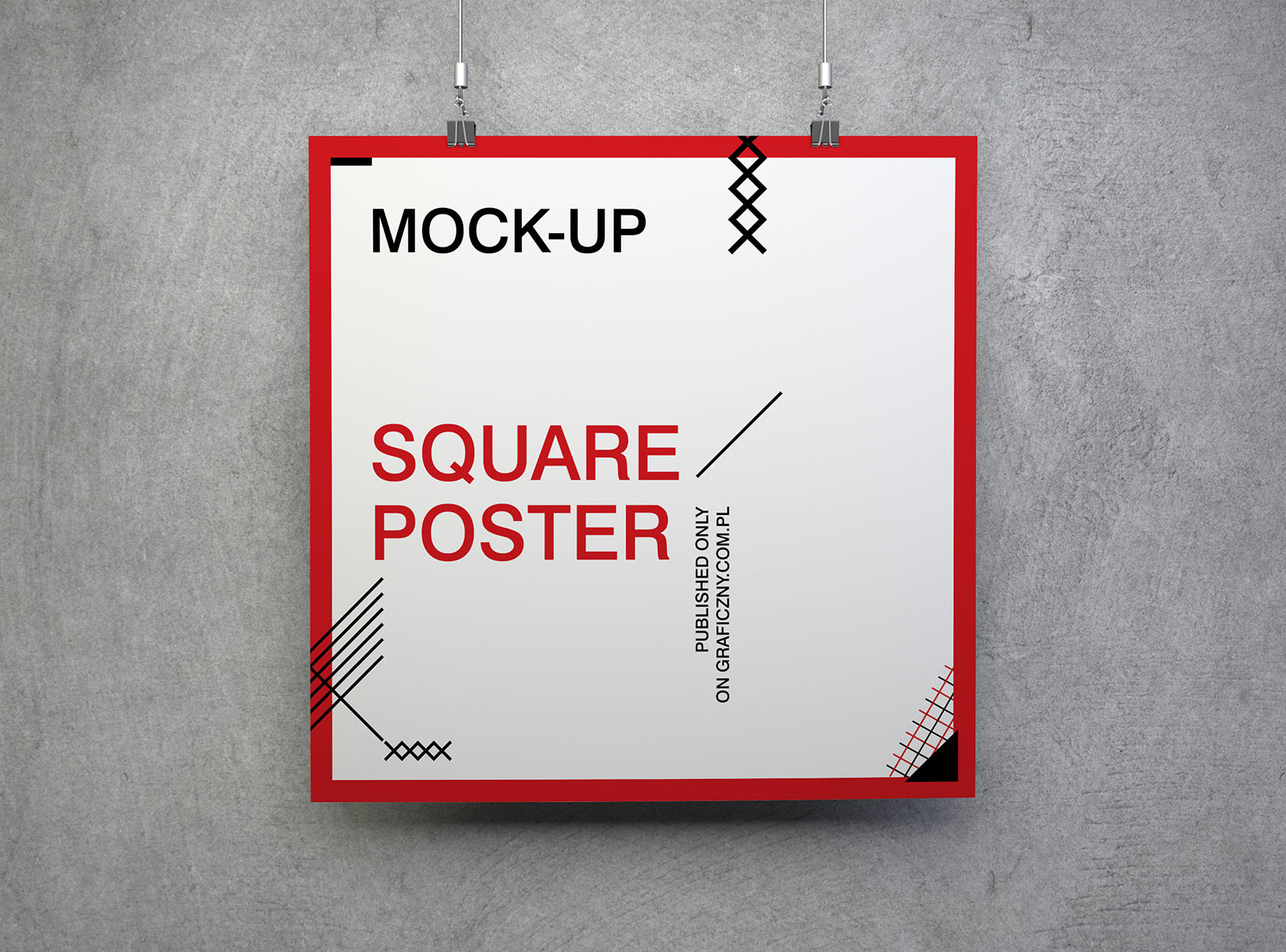 Free-Square-Poster-Mockup-PSD