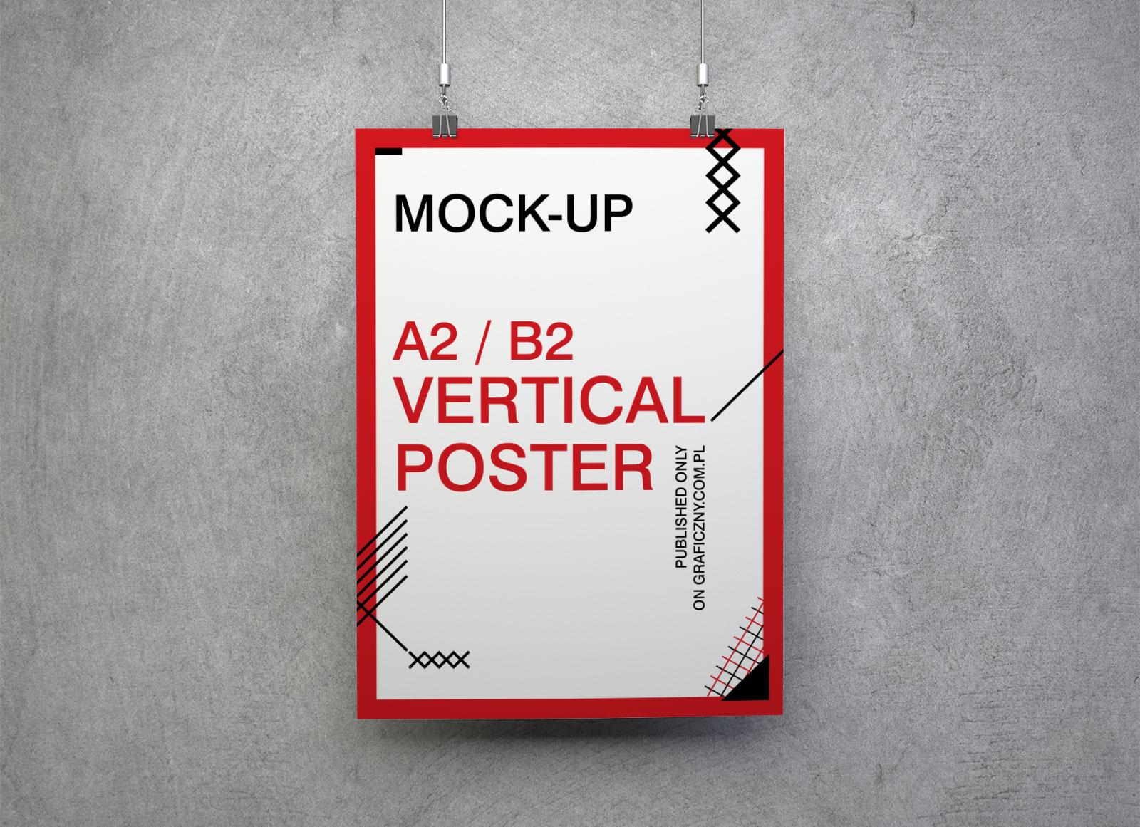 Free-Vertical-Poster-Mockup-PSD