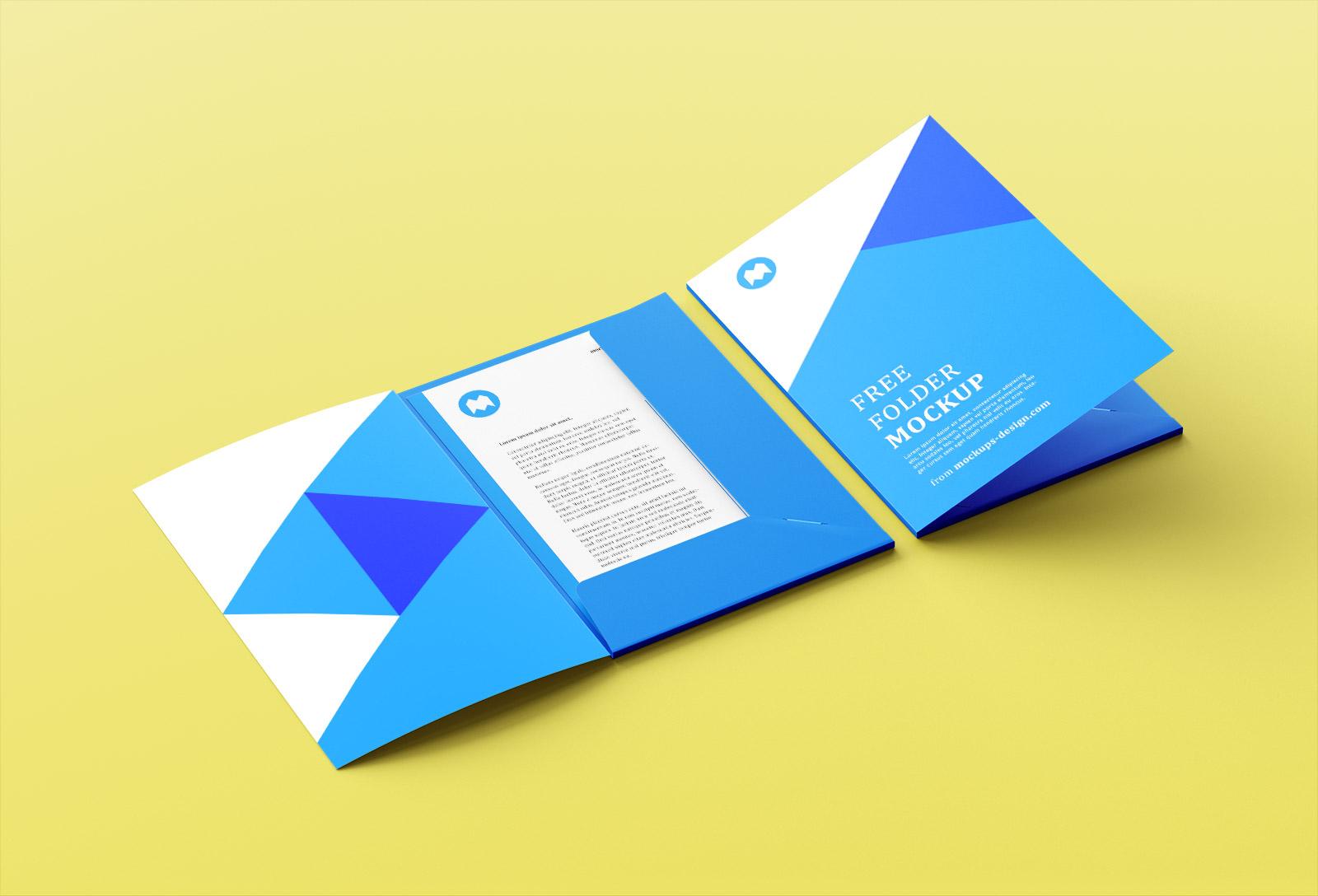 Free-A4-Size-Folder-Mockup-PSD-Set