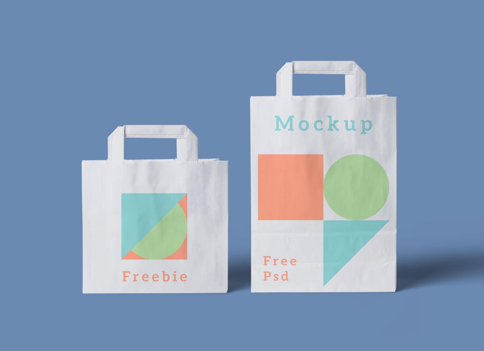 Free-Paper-Shopping-Bag-Mockup-PSD