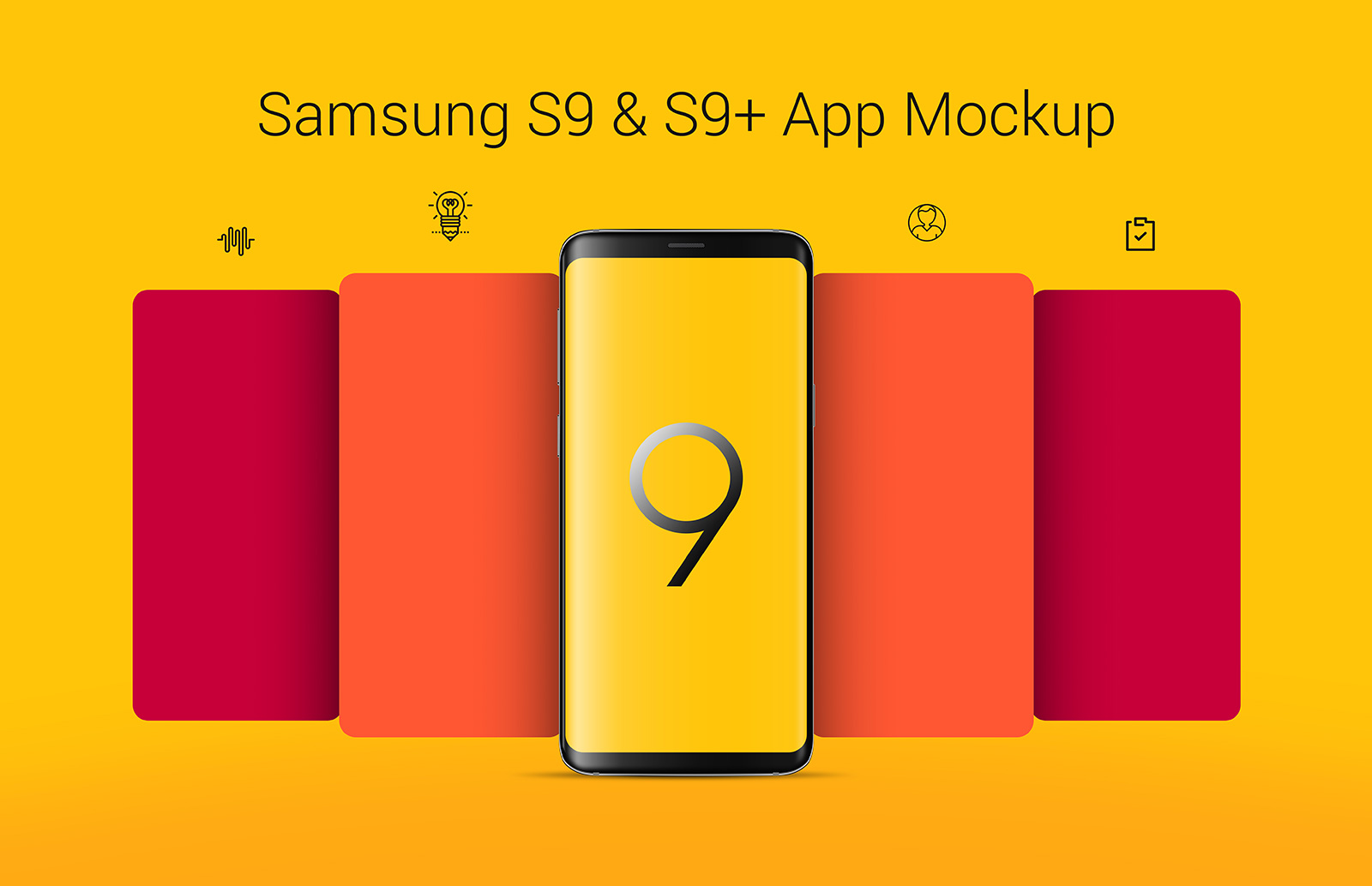 Free-Samsung-Galaxy-S9-App-Screen-Mockup-PSD-2