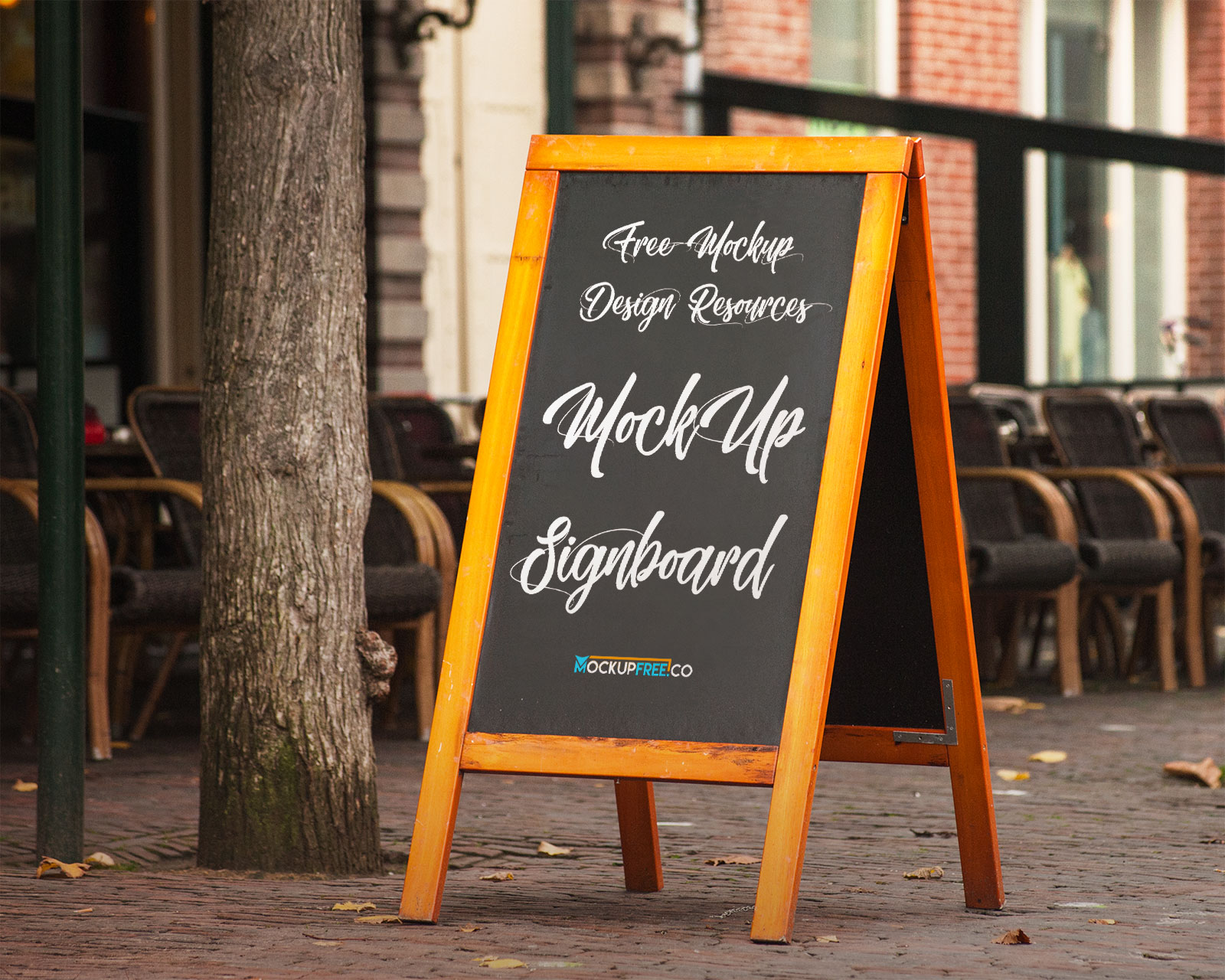 Free-A-Stand-Wooden-Chalkboard-Mockup-PSD-2