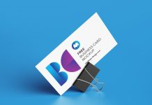 Free-Binder-Clip-Business-Card-Mockup-PSD-Set-2