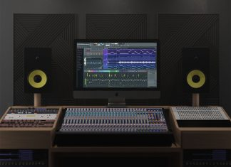 Free-Black-iMac-Pro-in-Sound-Studio-Mockup-PSD