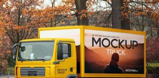 Free-Box-Truck-Mockup-PSD