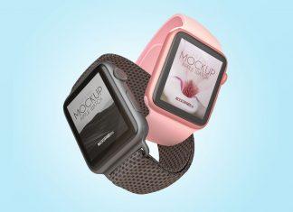 Free-Floating-Apple-Watch-Mockup-PSD
