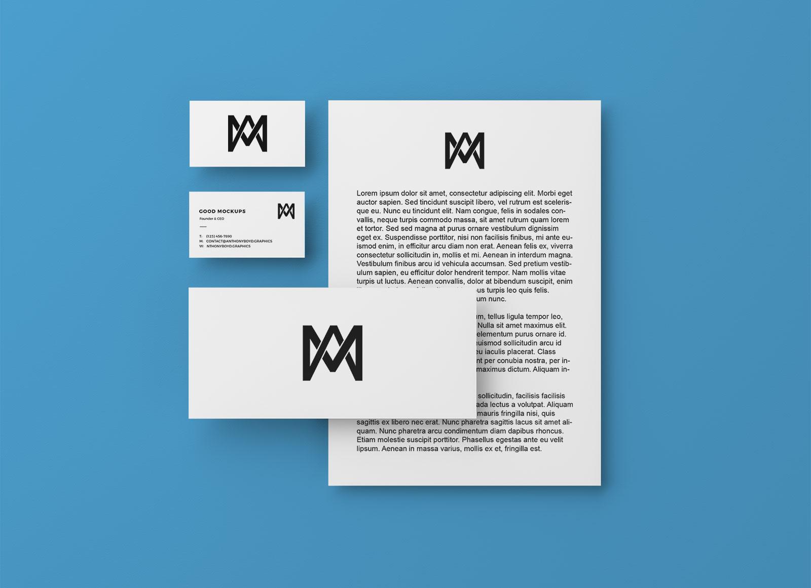 Free-Modern-Brand-Identity-Stationery-Mockup-PSD