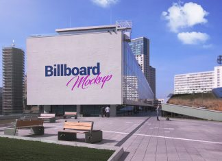 Free-Outdoor-Advertising-Building-Branding-Billboard-Mockup-PSD