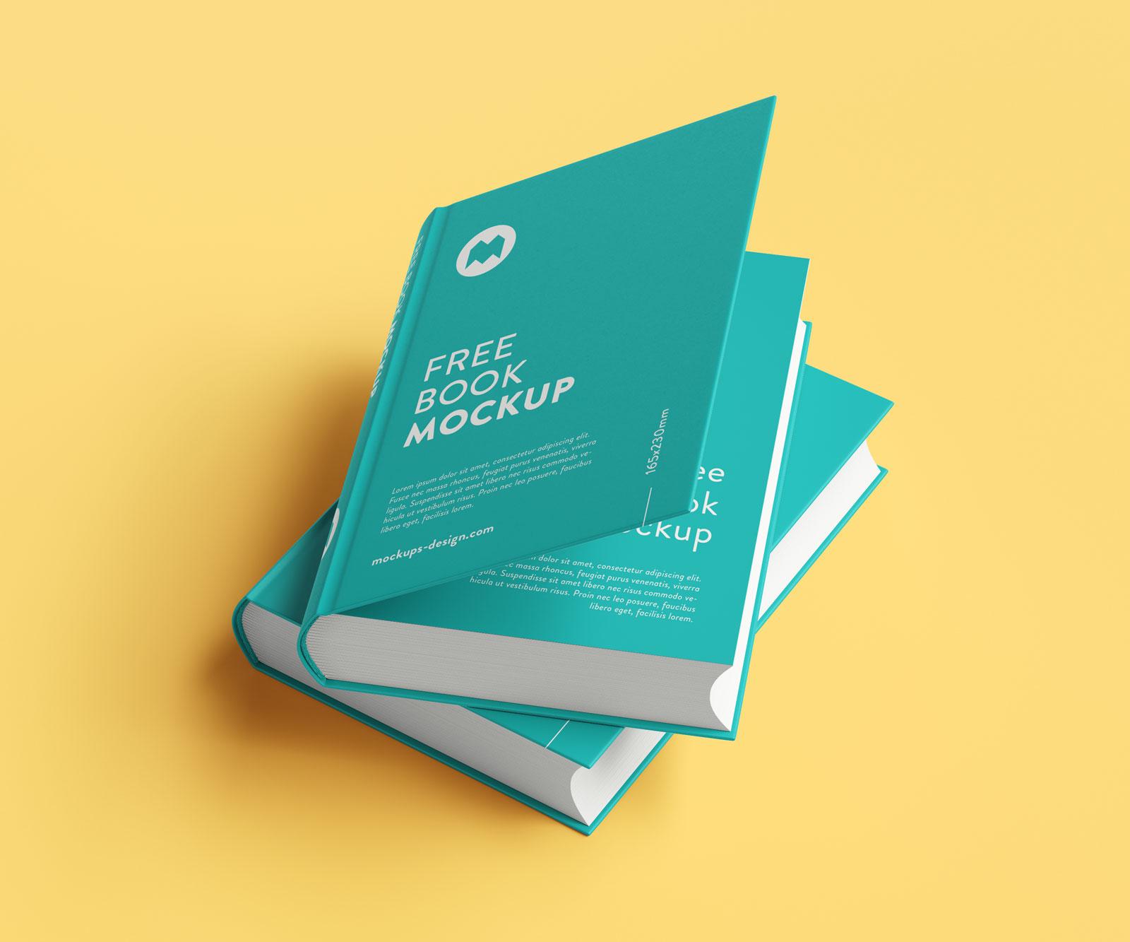 Free-Premium-Thick-Book-Mockup-PSD