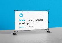 Free-Rectangle-Frame-Standing-Banner-Mockup-PSD