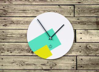 Free-Round-Wall-Clock-Mockup-PSD