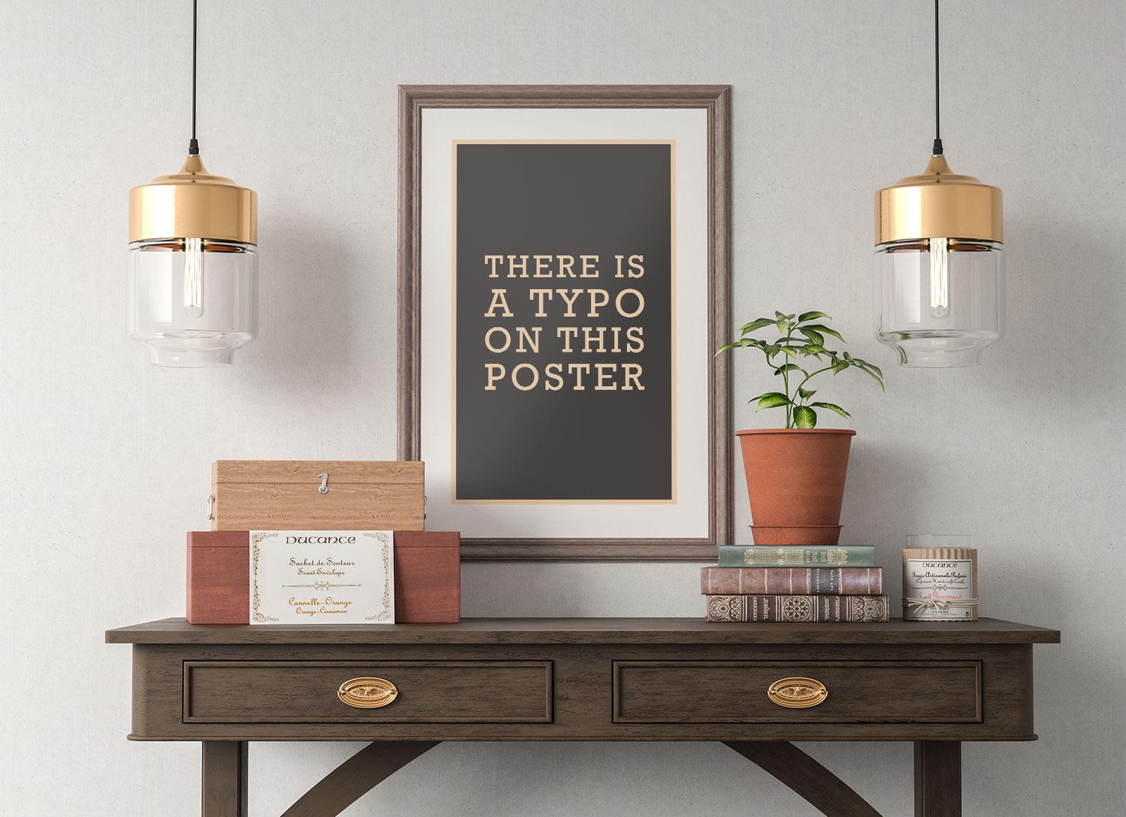 Free-Vintage-Poster-Photo-Frame-Mockup-PSD
