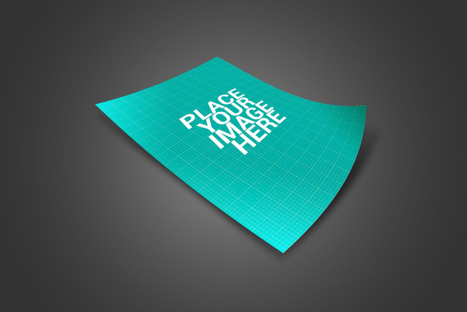 Flyer Free Mockup PSD (2)
