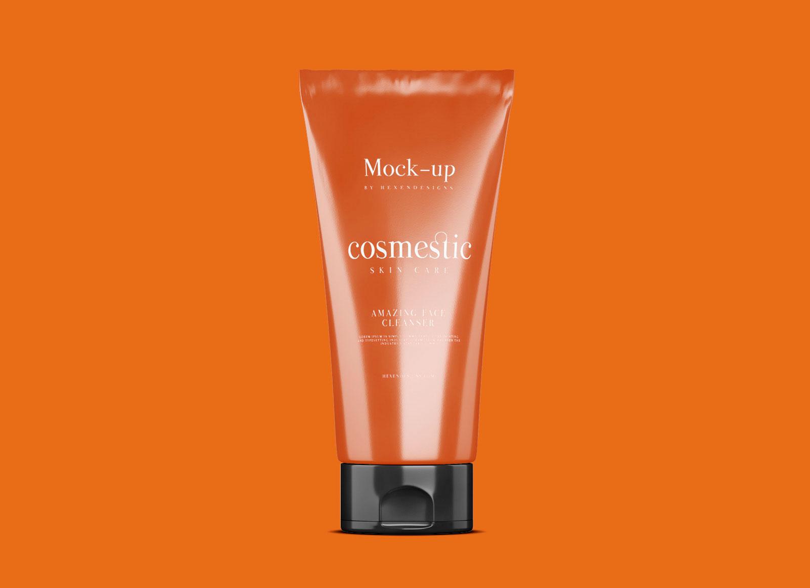 Free-Cosmetic-Cream-Tube-Mockup-PSD-2