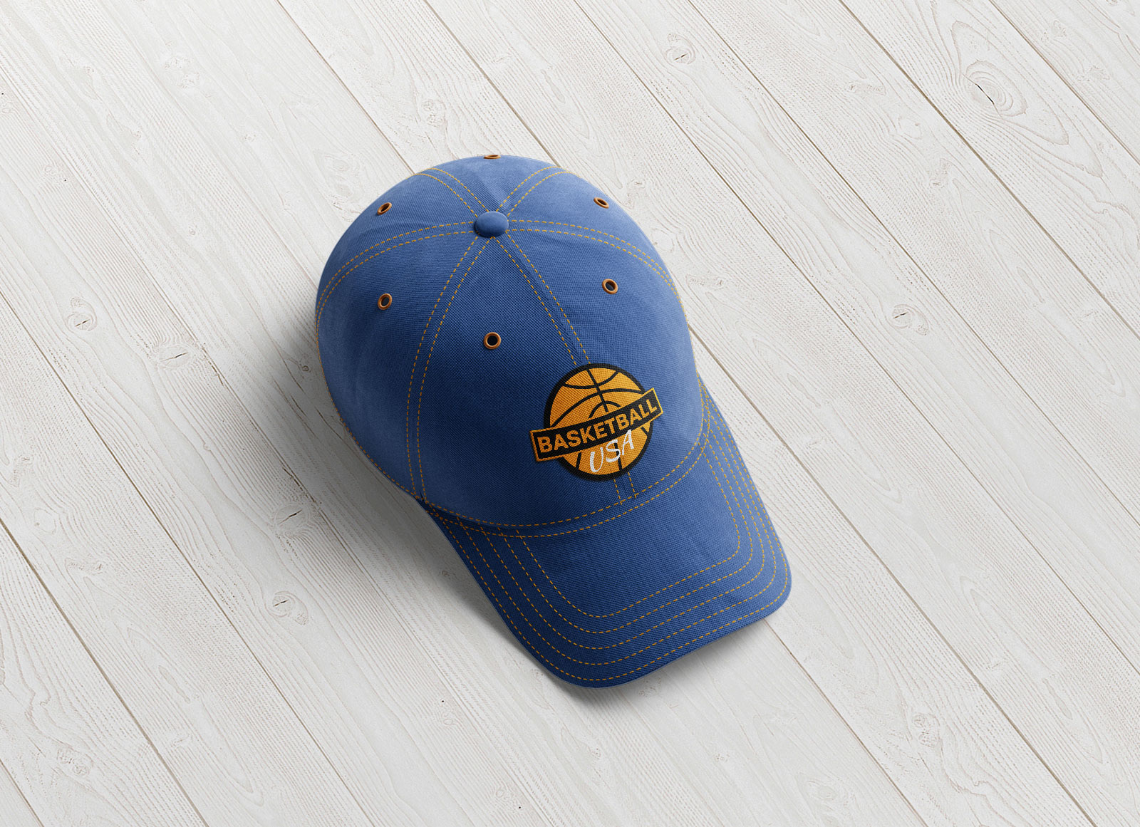 Free-Premium-Quality-Baseball-P-Cap-Mockup-PSD-(Top-View)