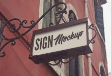 Free-Vintage-Wall-Sign-Board-Mockup-PSD-2