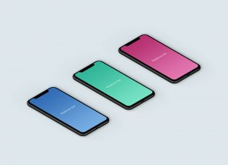 Free-iPhone-X-App-Display-Mockup-PSD