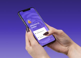 Free-iPhone-X-in-Hand-Mockup-PSD