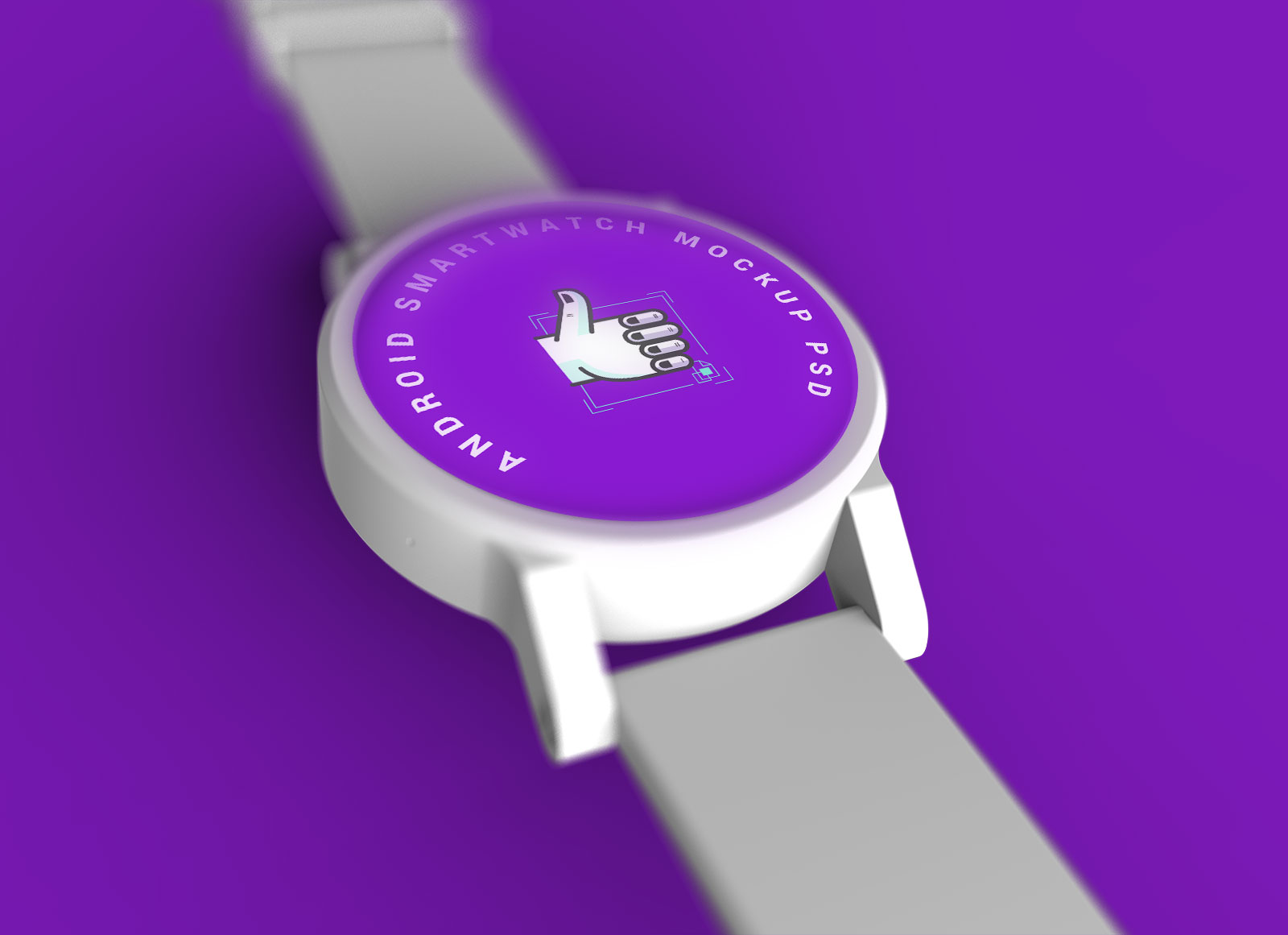 Free-Android-Smartwatch-Mockup-PSD-Set-3 - Good Mockups