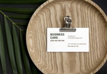 Free-Beautiful-Business-Card-Mockup-PSD-Set