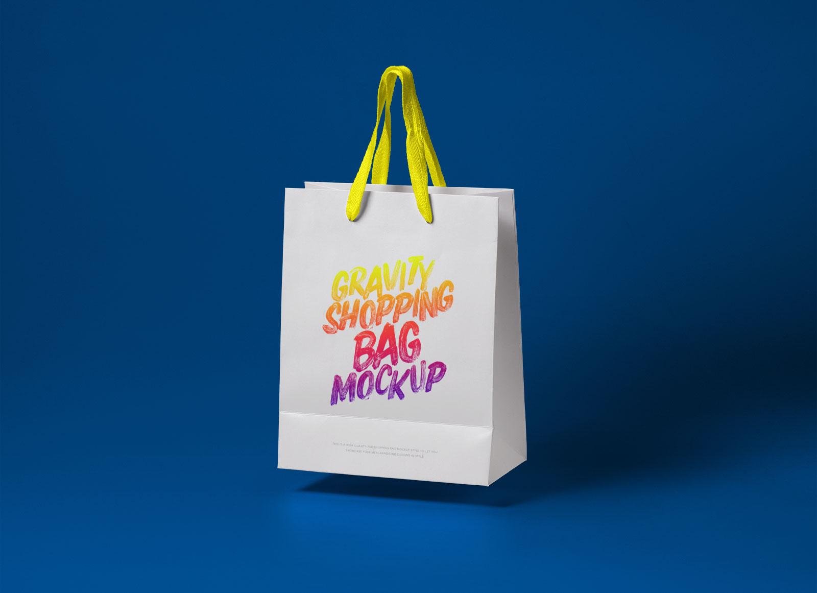 Free-Black-&-White-Floating-Shopping-Bag-Mockup-PSD-2