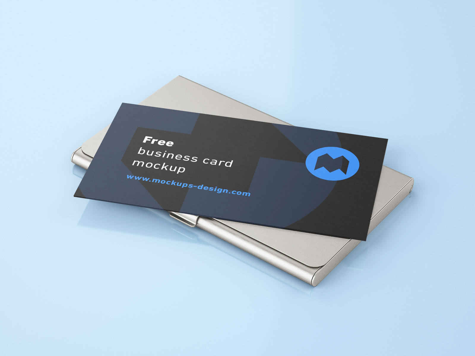 Free-Business-Card-with-Holder-Mockup-PSD-Set-2