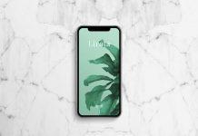 Free-Fully-Customizable-iPhone-X-Mockup-PSD