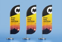 Free-Promotional-Winder-Feather-Flag-Mockup-PSD-Set-4