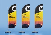 Free-Promotional-Winder-Feather-Flag-Mockup-PSD-Set-4