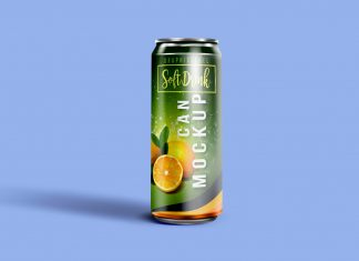 Free-Soft-Drink-Soda-Can-Mockup-PSD