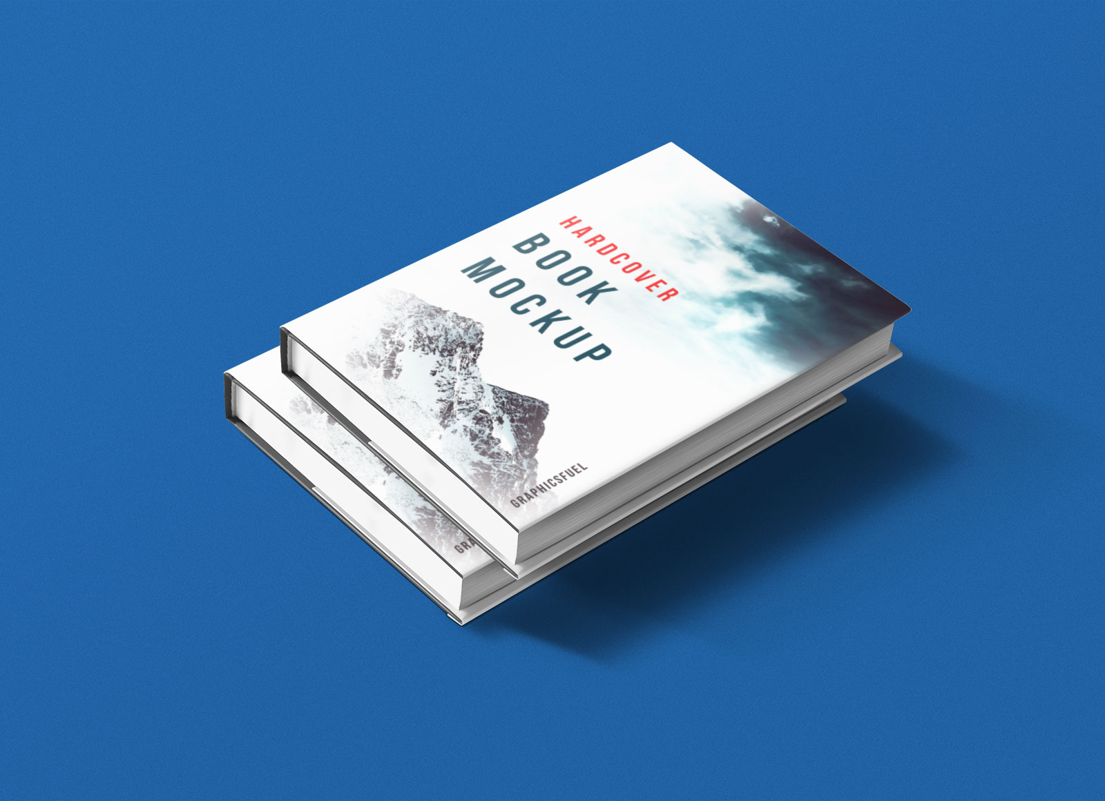 Free-Stacked-Hardcover-Book-Mockup-PSD