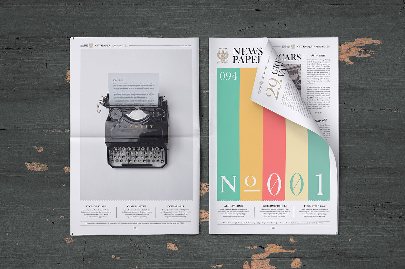 Free-Full-Front-Page-Newspaper-Mockup-PSD