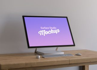 Free-Surface-Studio-On-Table-LCD-Monitor-Mockup-PSD