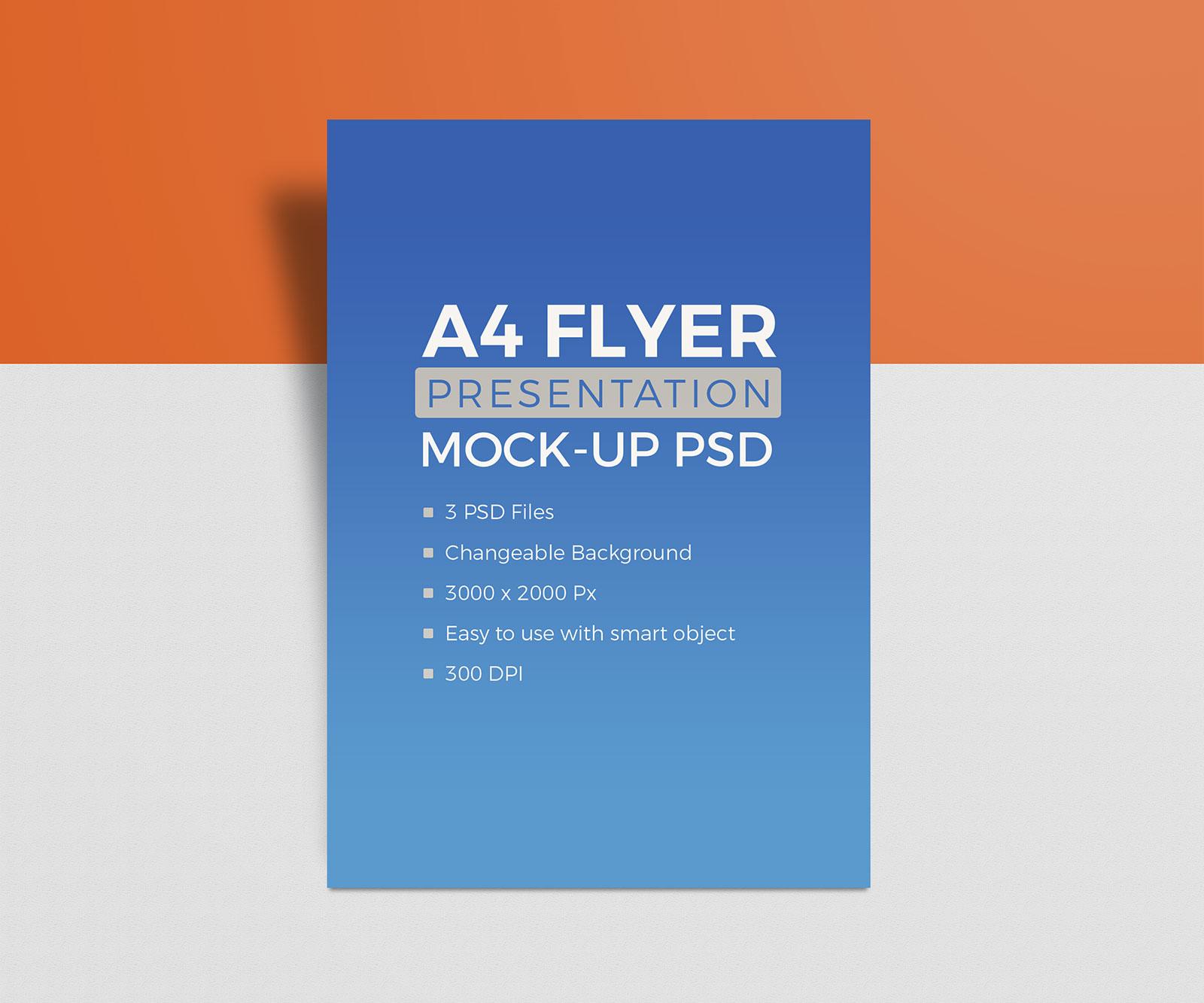 Free-A4-Resume-Letterhead-Flyer-Mockup-PSD-2