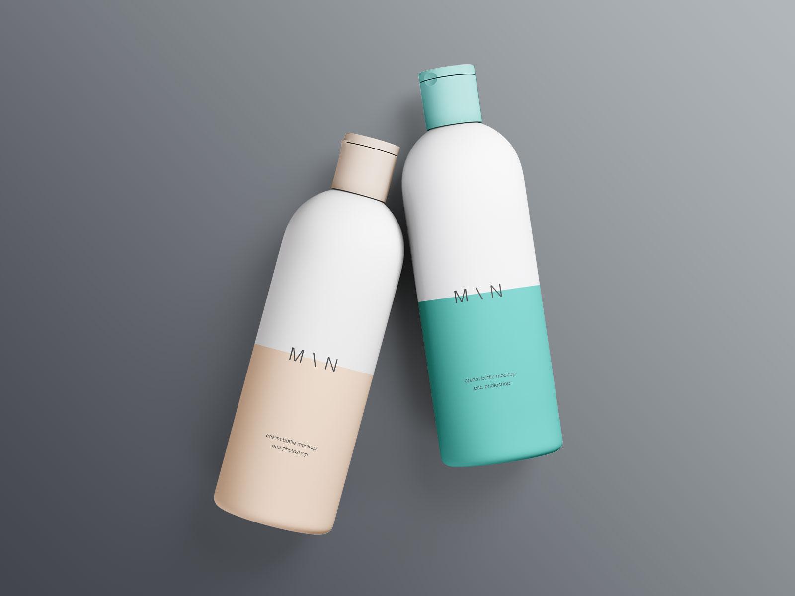 Free-Cosmetic-Cream-Bottle-Mockup-PSD-File-2