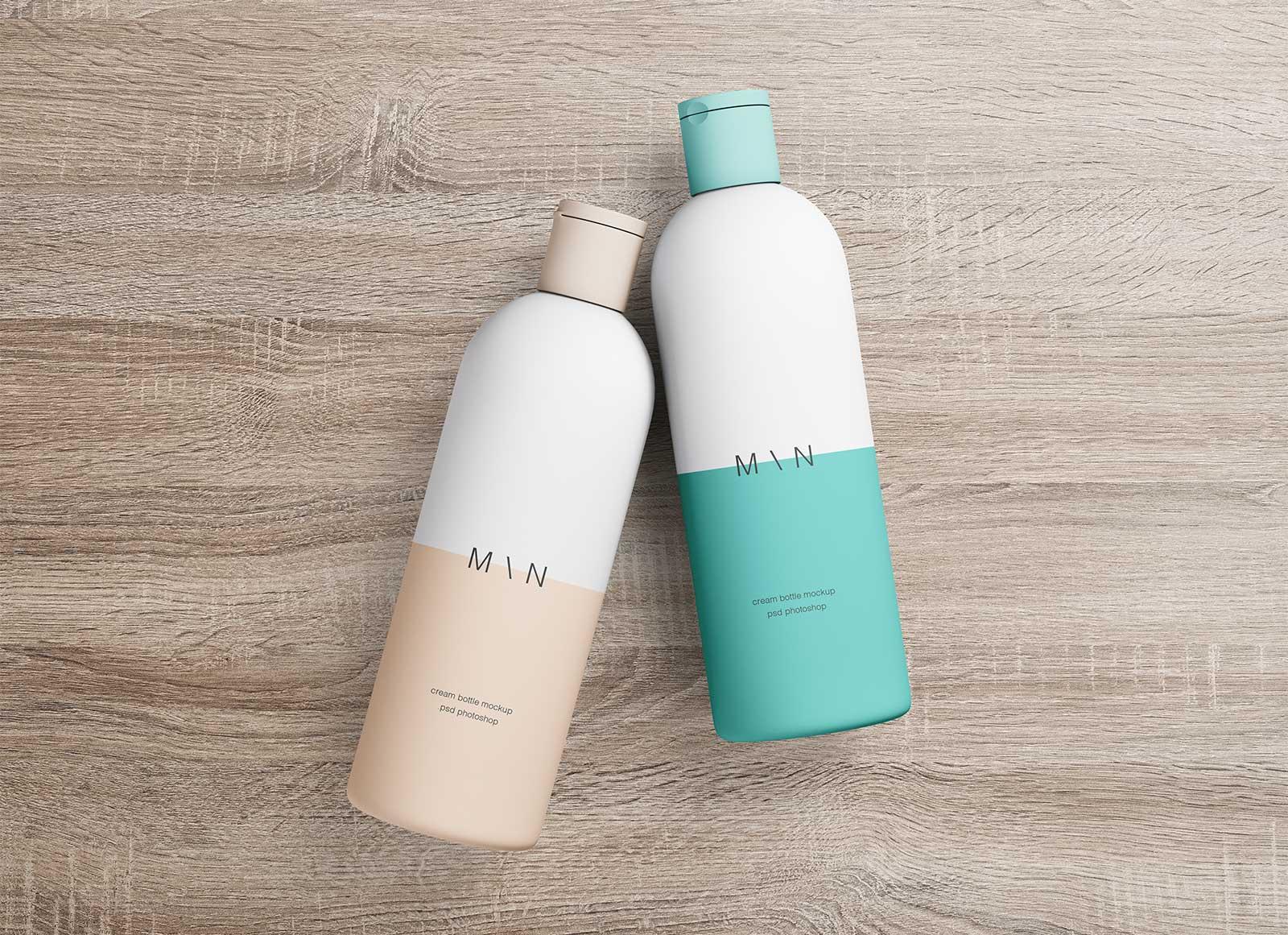 Free-Cosmetic-Cream-Bottle-Mockup-PSD-File